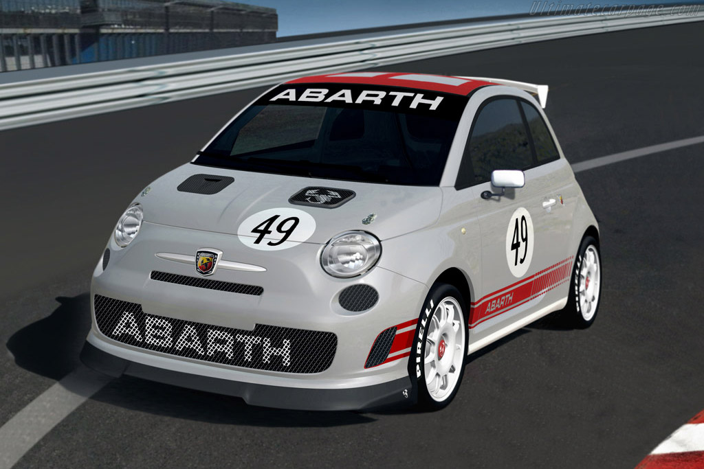 Click here to open the Fiat Abarth 500 Assetto Corse gallery