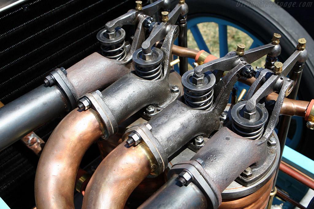 Mors Grand Prix - Chassis: 48  - 2007 Pebble Beach Concours d'Elegance