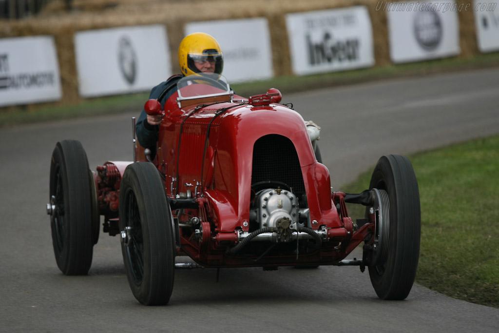 Bentley 4½-Litre 'Blower' Birkin Monoposto - Chassis: HB3402  - 2007 Goodwood Festival of Speed
