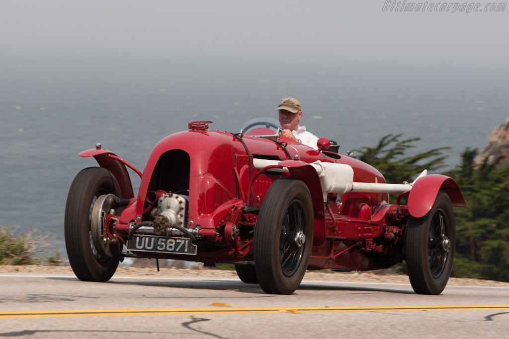 1929 - 1931 Bentley 4½-Litre 'Blower' Birkin Monoposto - Images