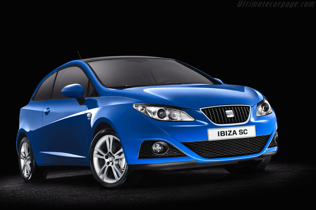 Click here to open the Seat Ibiza SportCoupé gallery