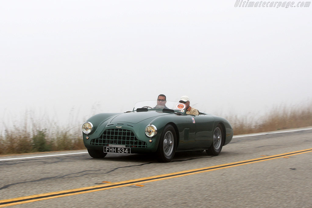 Aston Martin DB3 Spider - Chassis: DB3/6   - 2007 Pebble Beach Concours d'Elegance