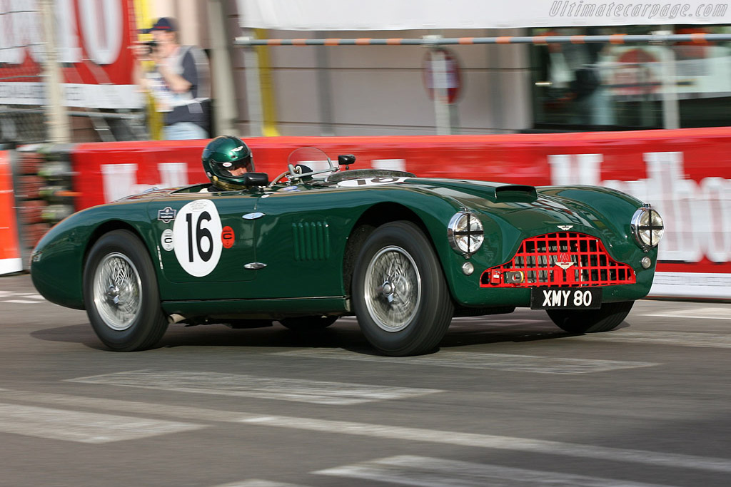 1951 - 1953 aston martin db3 spider - images, specifications and