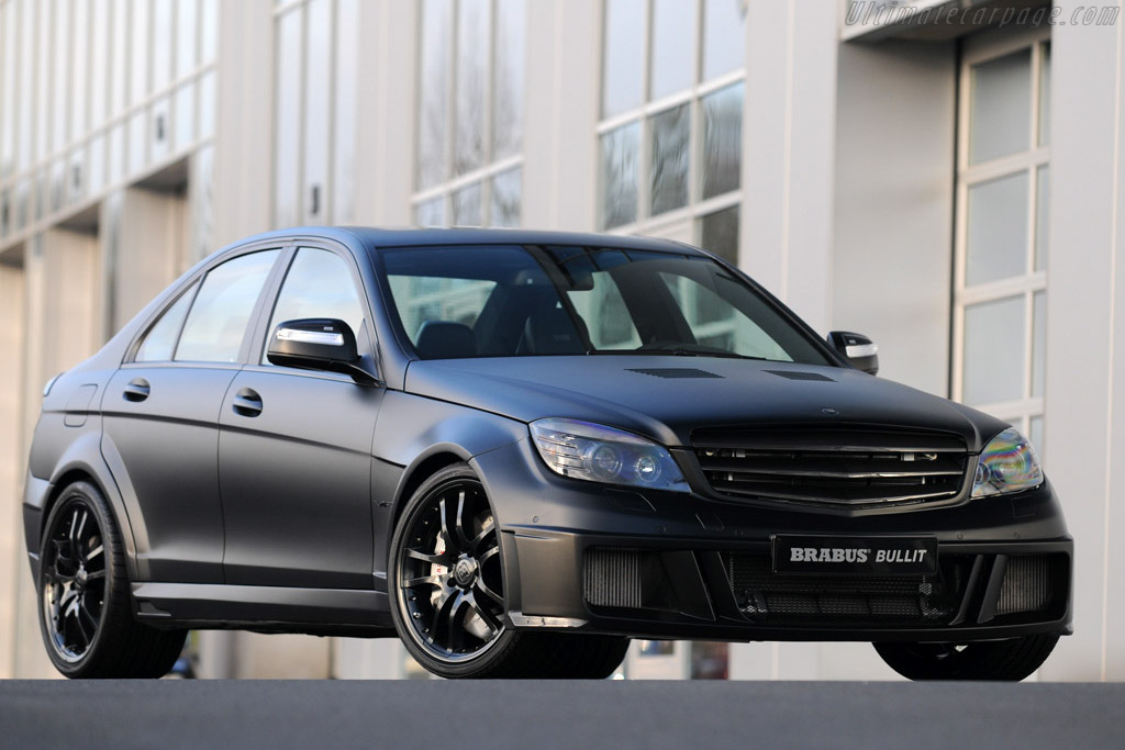 Click here to open the Brabus Bullit Black Arrow gallery