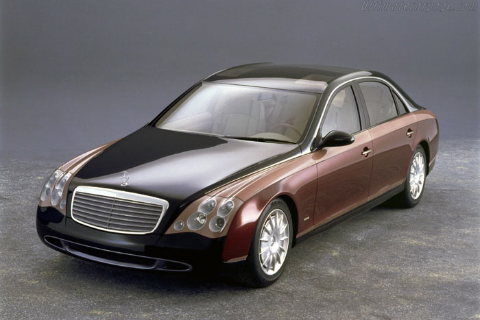 Click here to open the Mercedes-Benz Maybach Concept gallery