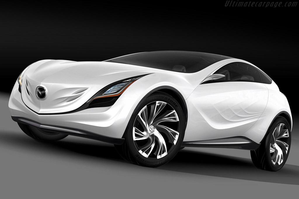 Click here to open the Mazda Kazamai Concept gallery