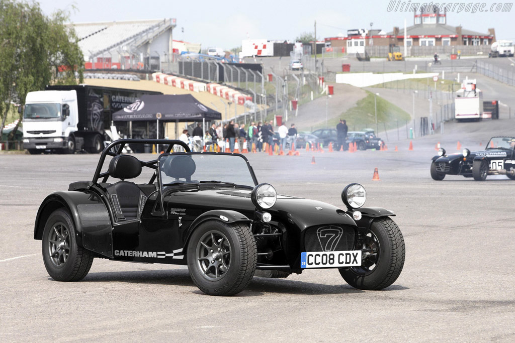 Click here to open the Caterham Roadsport CDX gallery