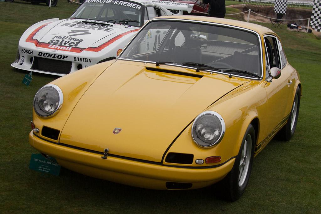 Porsche 911 R - Chassis: 307670S   - 2013 Pebble Beach Concours d'Elegance