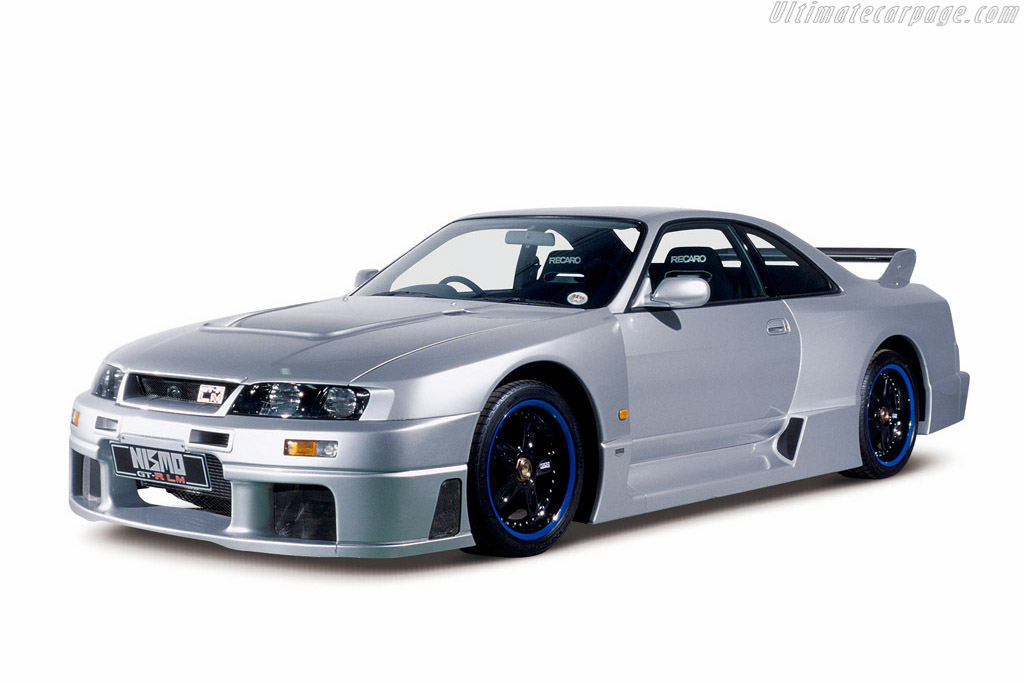 Click here to open the Nissan Skyline R33 GT-R LM Road gallery