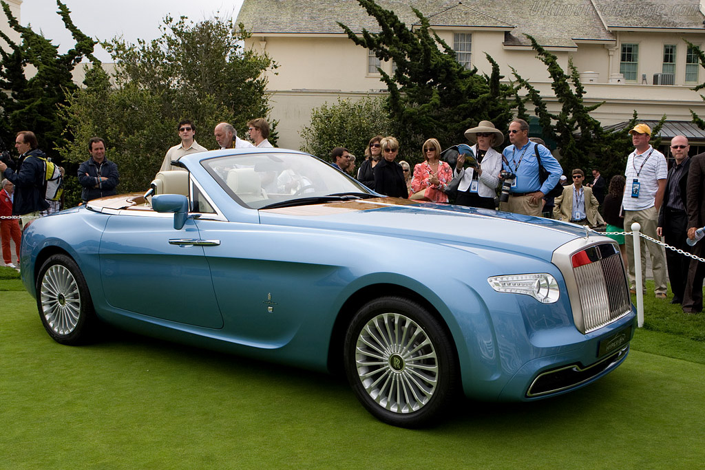 Rolls Royce Hyperion Pininfarina Drophead Coupe 2008