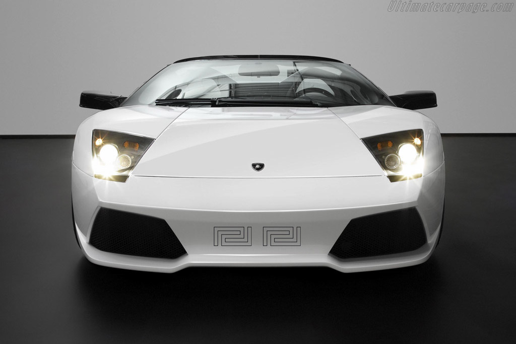 Click here to open the Lamborghini Murciélago LP640 Roadster Versace gallery