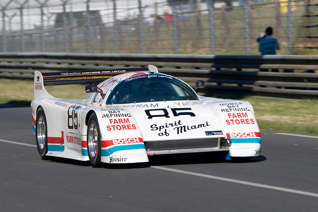March 84G Chevrolet - Chassis: 84G/05  - 2008 24 Hours of Le Mans