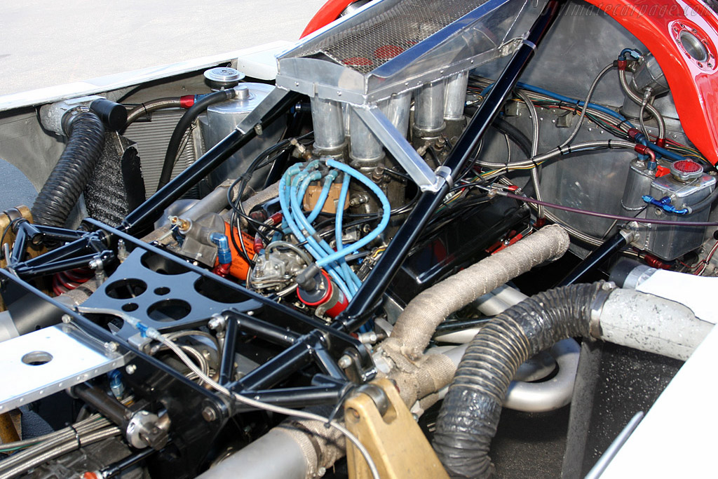 March 83G Chevrolet - Chassis: 83G/03   - 2008 Monterey Historic Automobile Races