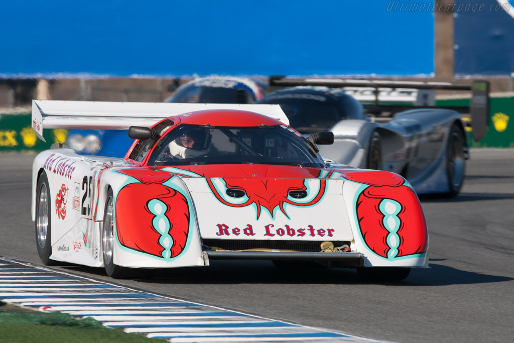March 83G Chevrolet - Chassis: 83G/03   - 2010 Monterey Motorsports Reunion