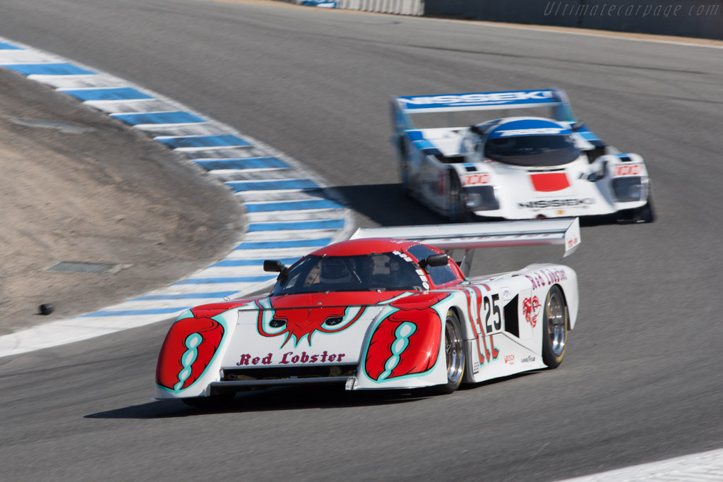 March 83G Chevrolet - Chassis: 83G/03  - 2011 Monterey Motorsports Reunion