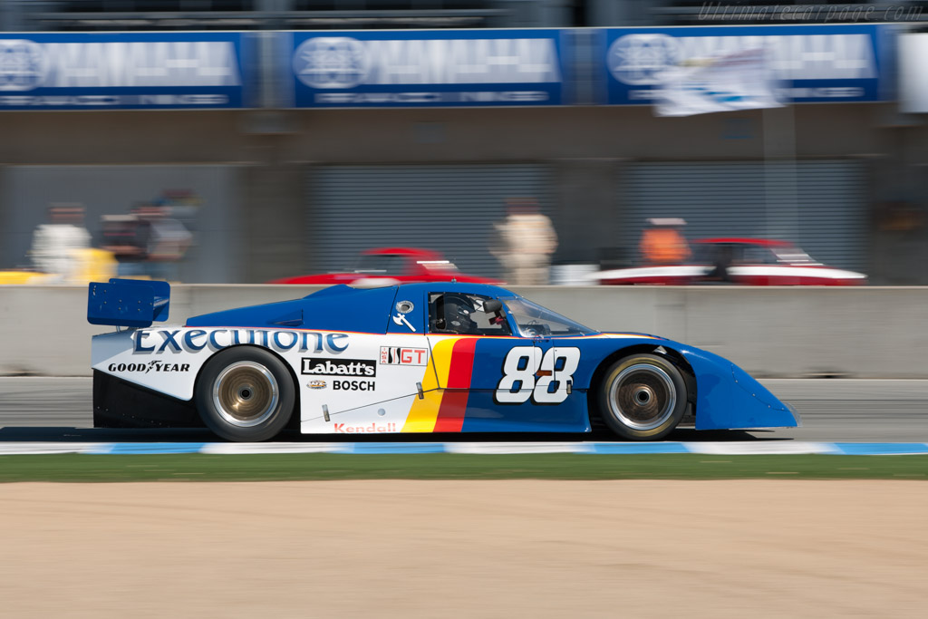 March 83G Chevrolet - Chassis: 83G/01   - 2011 Monterey Motorsports Reunion