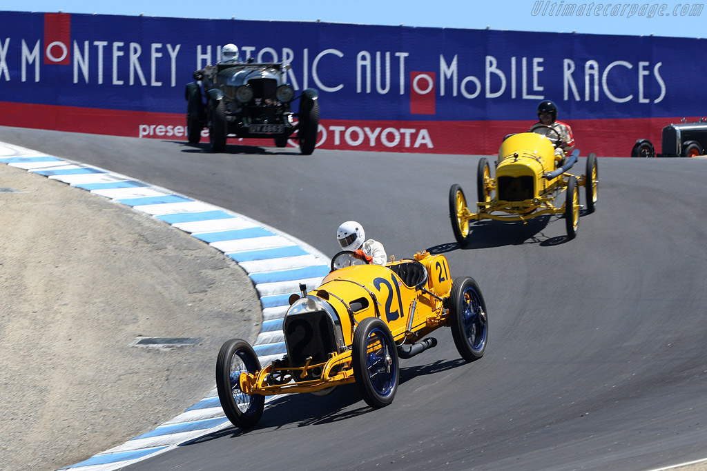 Mercer Type 45 Raceabout - Chassis: 4  - 2005 Monterey Historic Automobile Races