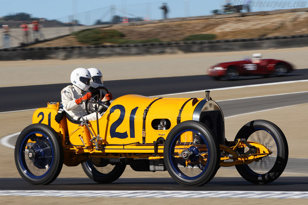 Click here to open the Mercer Type 45 Raceabout gallery