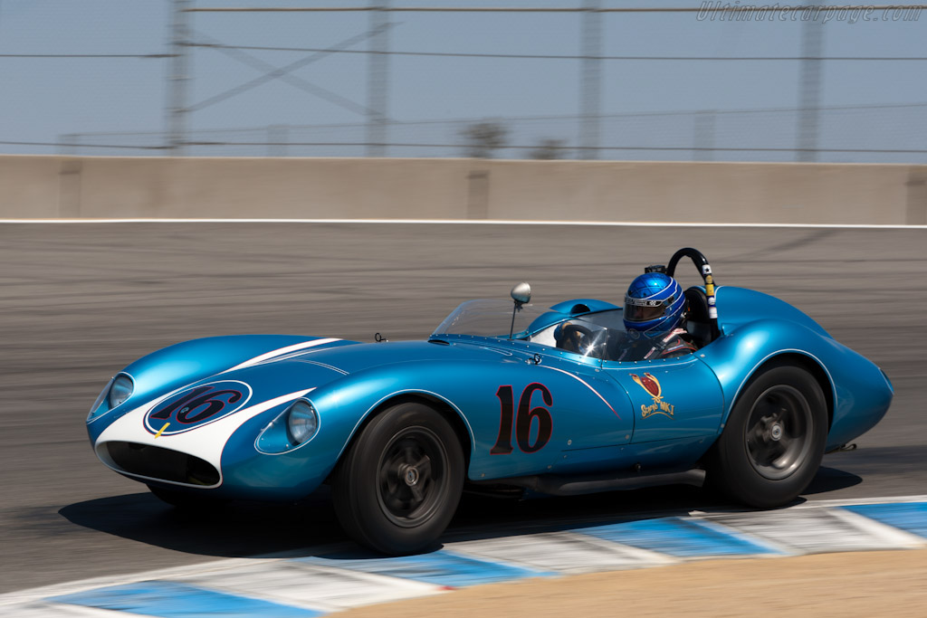 Scarab Mk I Chevrolet - Chassis: 001  - 2009 Monterey Historic Automobile Races