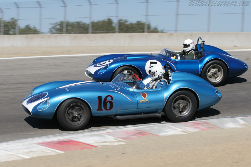 Scarab Mk I Chevrolet - Chassis: 001   - 2005 Monterey Historic Automobile Races