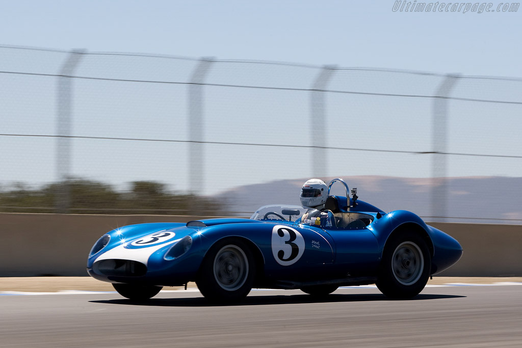 Scarab Mk II Chevrolet - Chassis: 003  - 2008 Monterey Historic Automobile Races