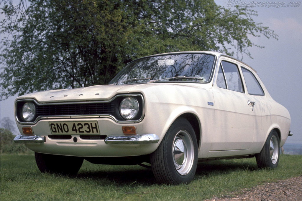 1970 1974 Ford Escort Rs1600 Images Specifications