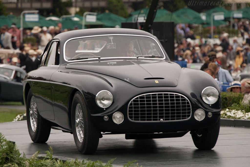 Ferrari 212 Export Touring Berlinetta - Chassis: 0108E   - 2012 Pebble Beach Concours d'Elegance