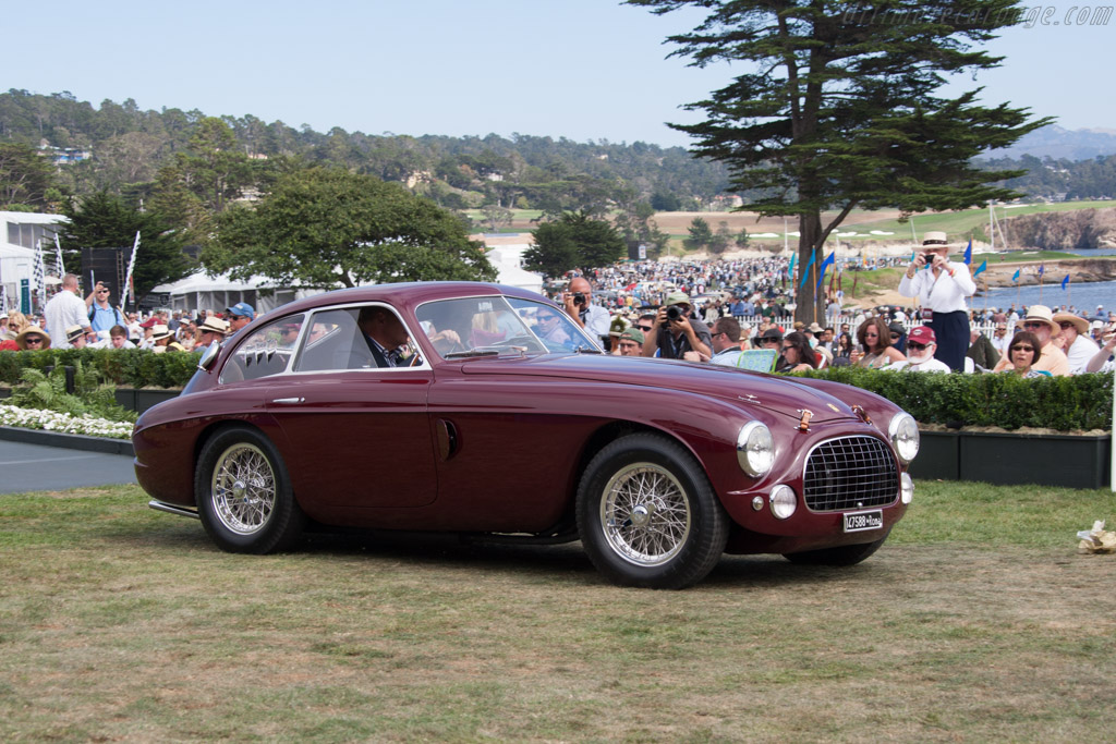 Ferrari 212 Export Touring Berlinetta - Chassis: 0088E   - 2014 Pebble Beach Concours d'Elegance