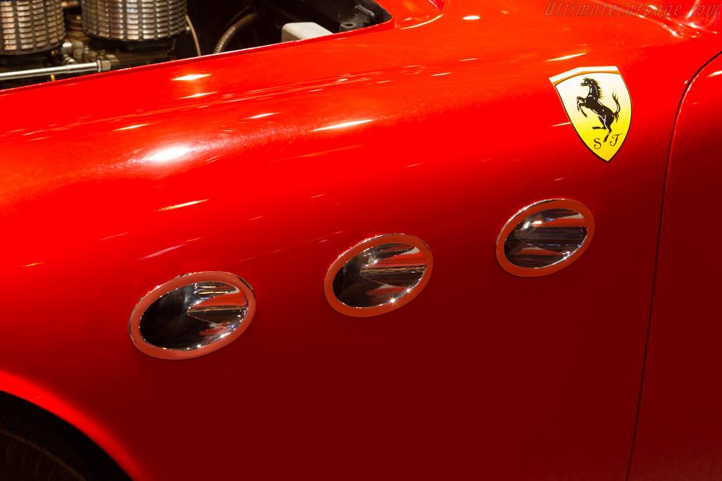 Ferrari 225 S Vignale Berlinetta Chassis 0152el 2014