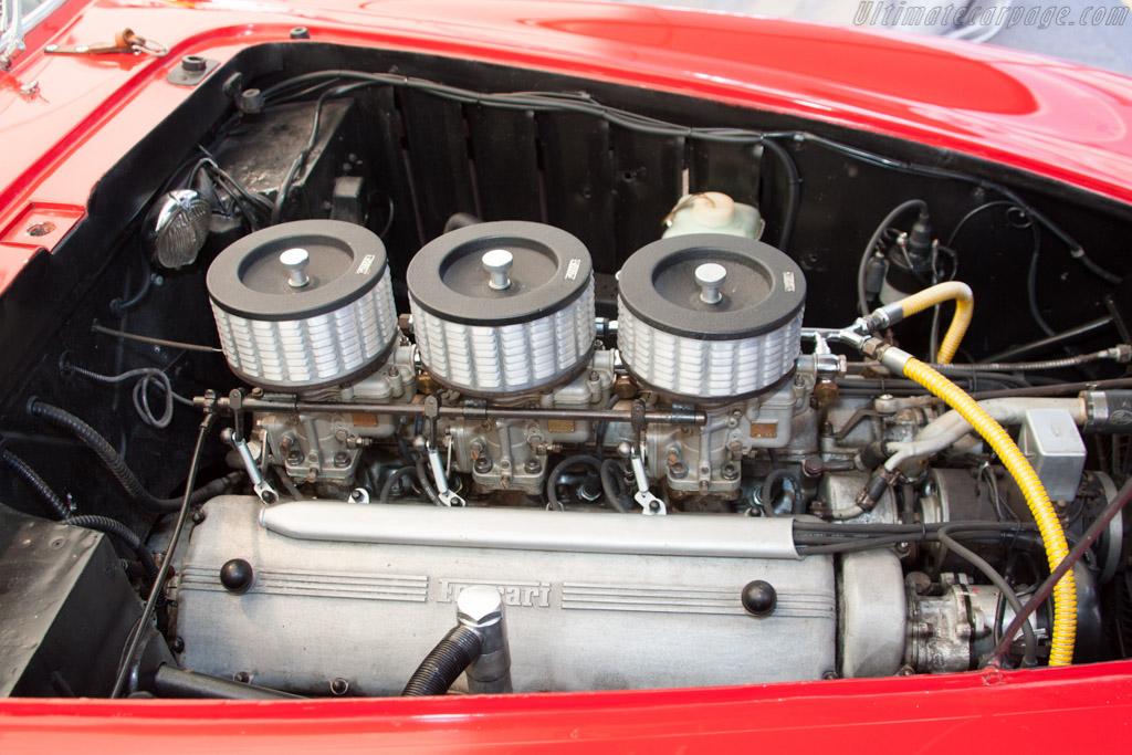 Ferrari 225 S Vignale Berlinetta - Chassis: 0164ED   - 2012 Monaco Historic Grand Prix
