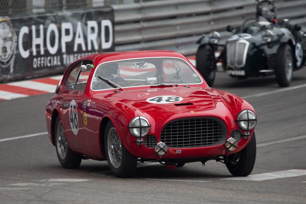 Ferrari 225 S Vignale Berlinetta - Chassis: 0164ED   - 2014 Monaco Historic Grand Prix