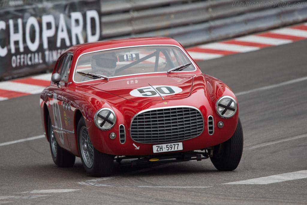 Ferrari 225 S Vignale Berlinetta - Chassis: 0168ED   - 2014 Monaco Historic Grand Prix
