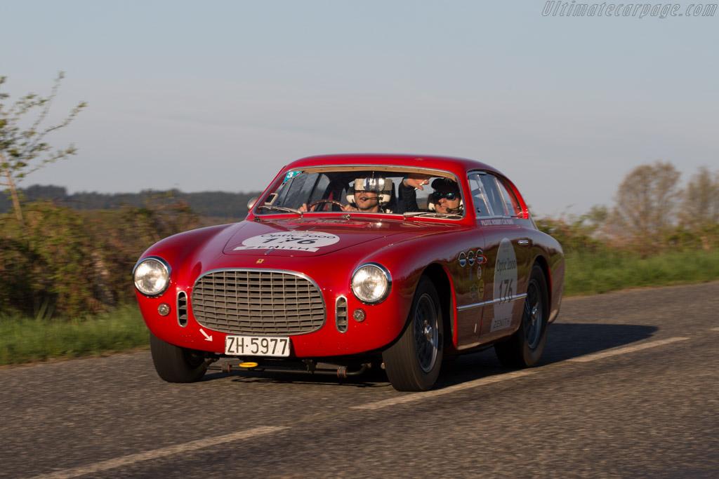 Ferrari 225 S Vignale Berlinetta - Chassis: 0168ED   - 2015 Tour Auto
