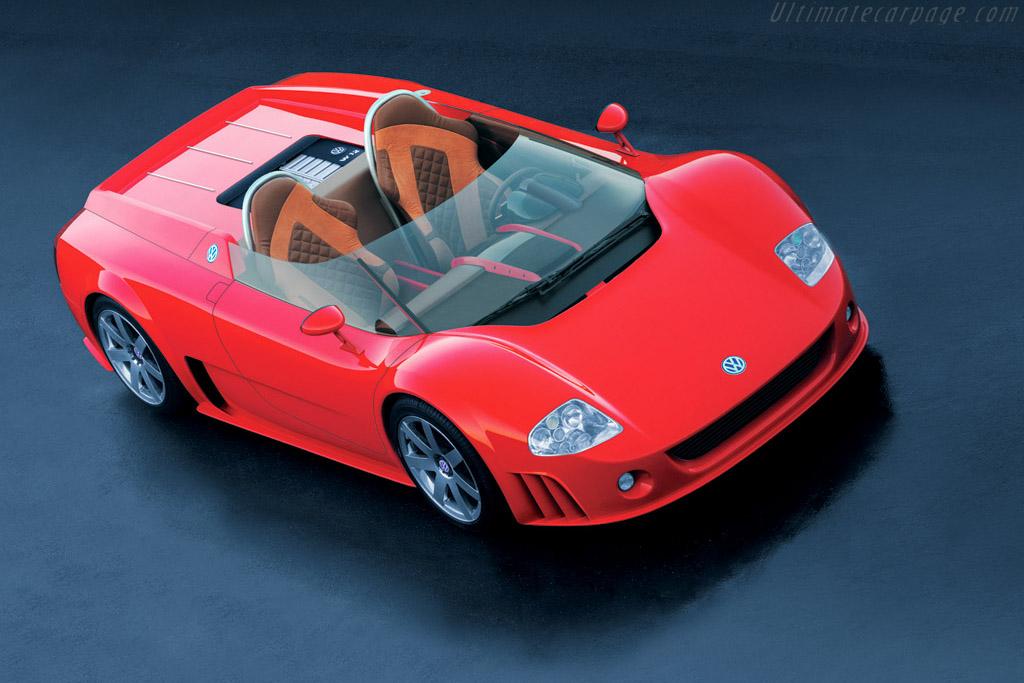 Volkswagen W12 Roadster Concept