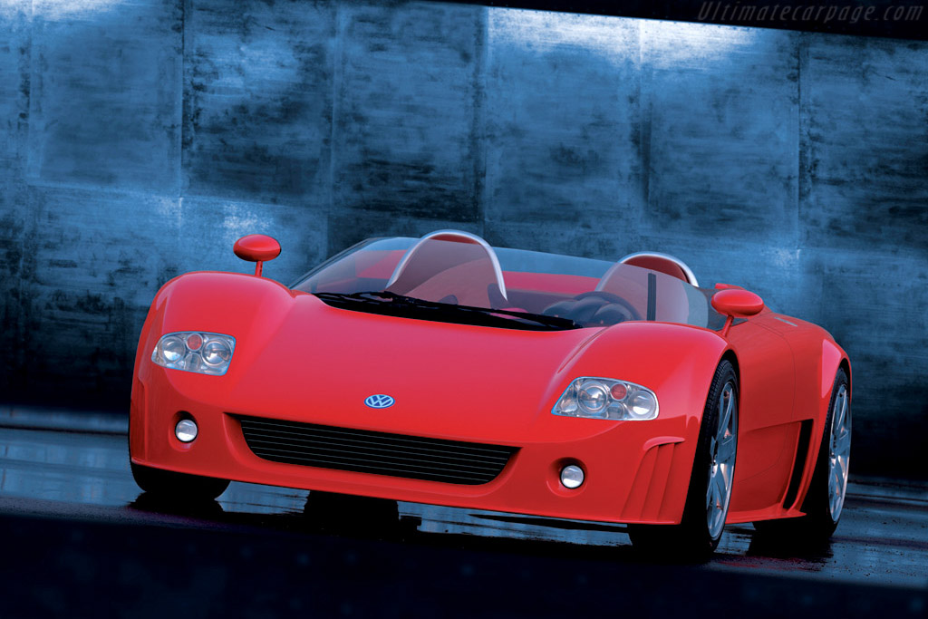 1998 Volkswagen W12 Roadster Concept Images Specifications And