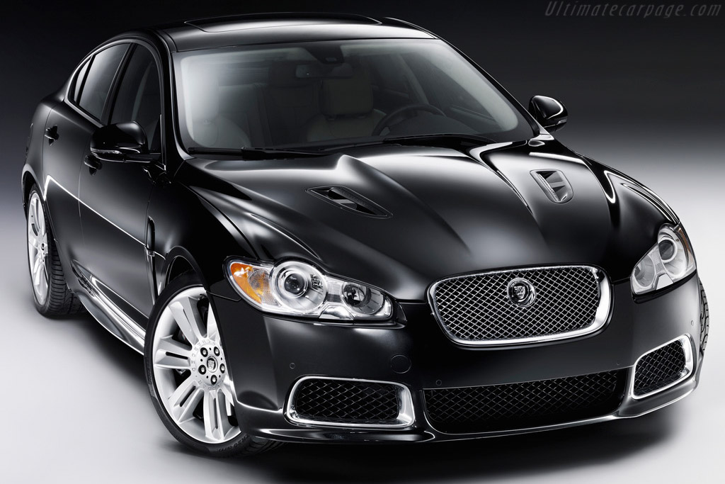 Click here to open the Jaguar XFR gallery