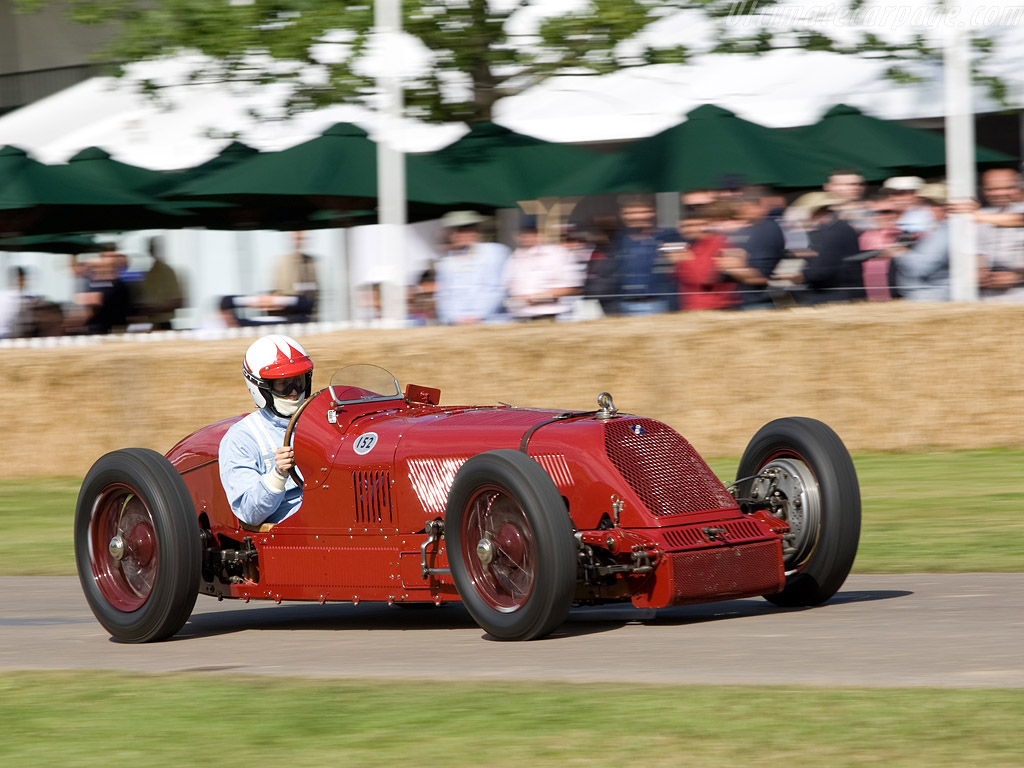 Talbot Darracq Grand Prix - Chassis: 2   - 2008 Goodwood Festival of Speed