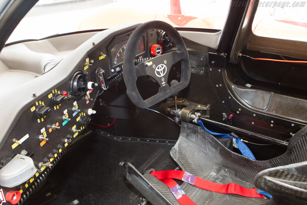 Toyota TS010 - Chassis: 007   - 2013 Goodwood Festival of Speed