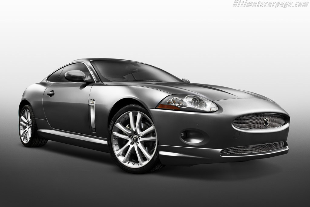 Click here to open the Jaguar XK60 gallery