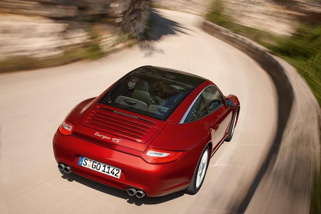 Porsche 997 Targa 4S