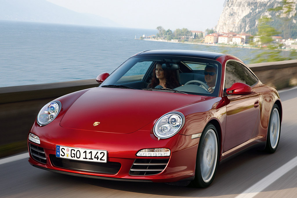 Click here to open the Porsche 997 Targa 4S gallery
