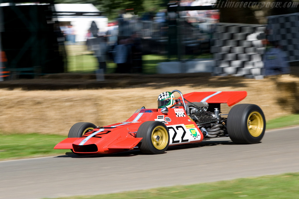 DeTomaso 505 F1 Cosworth - Chassis: 505-381   - 2008 Goodwood Festival of Speed
