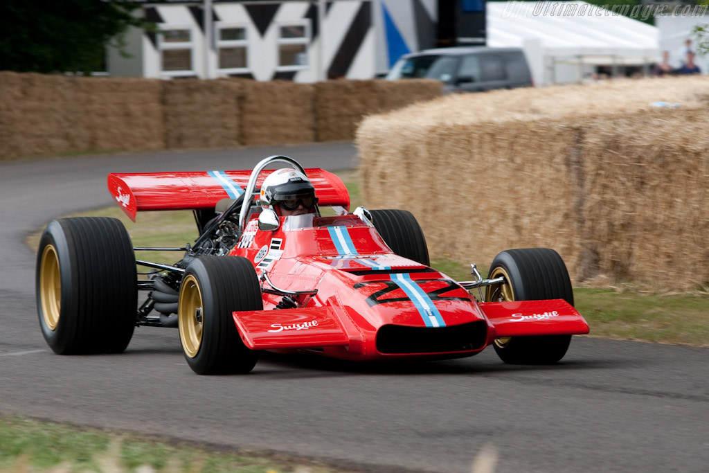 DeTomaso 505 F1 Cosworth - Chassis: 505-381   - 2009 Goodwood Festival of Speed
