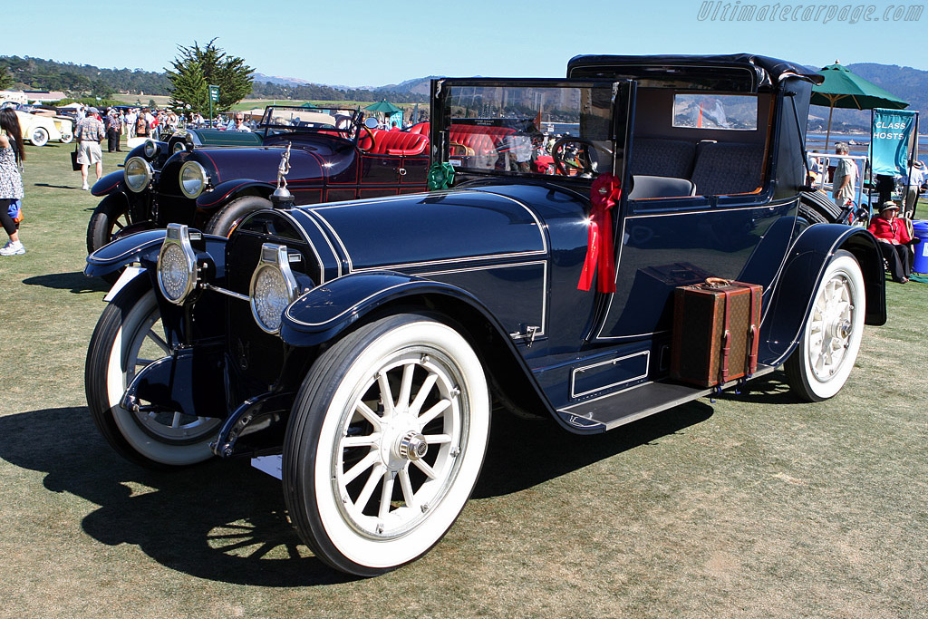 Locomobile M 48-7 Healey Gunboat Cabriolet - Chassis: 11929   - 2007 Pebble Beach Concours d'Elegance