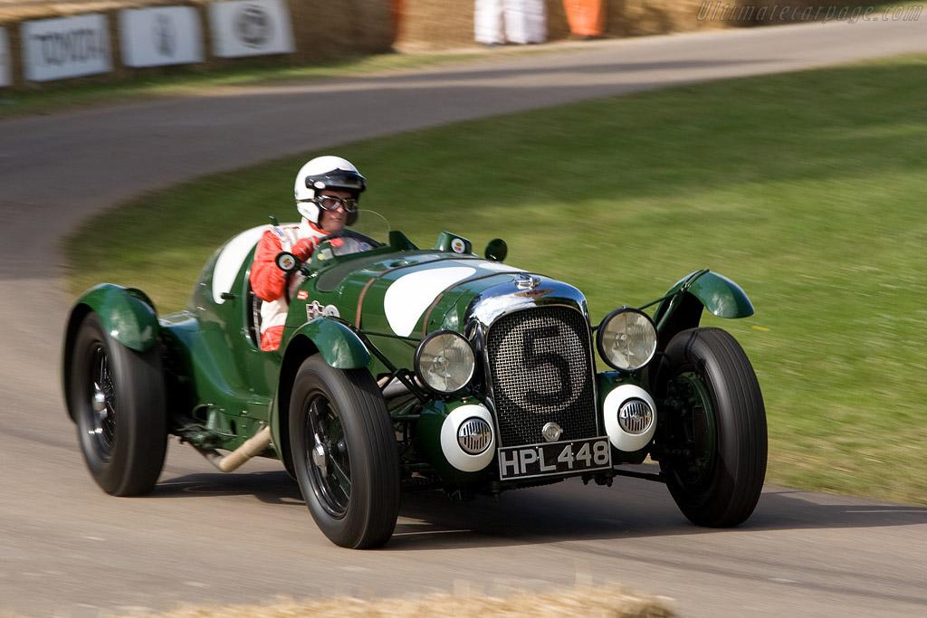 Lagonda V12 Le Mans - Chassis: 14089   - 2008 Goodwood Festival of Speed
