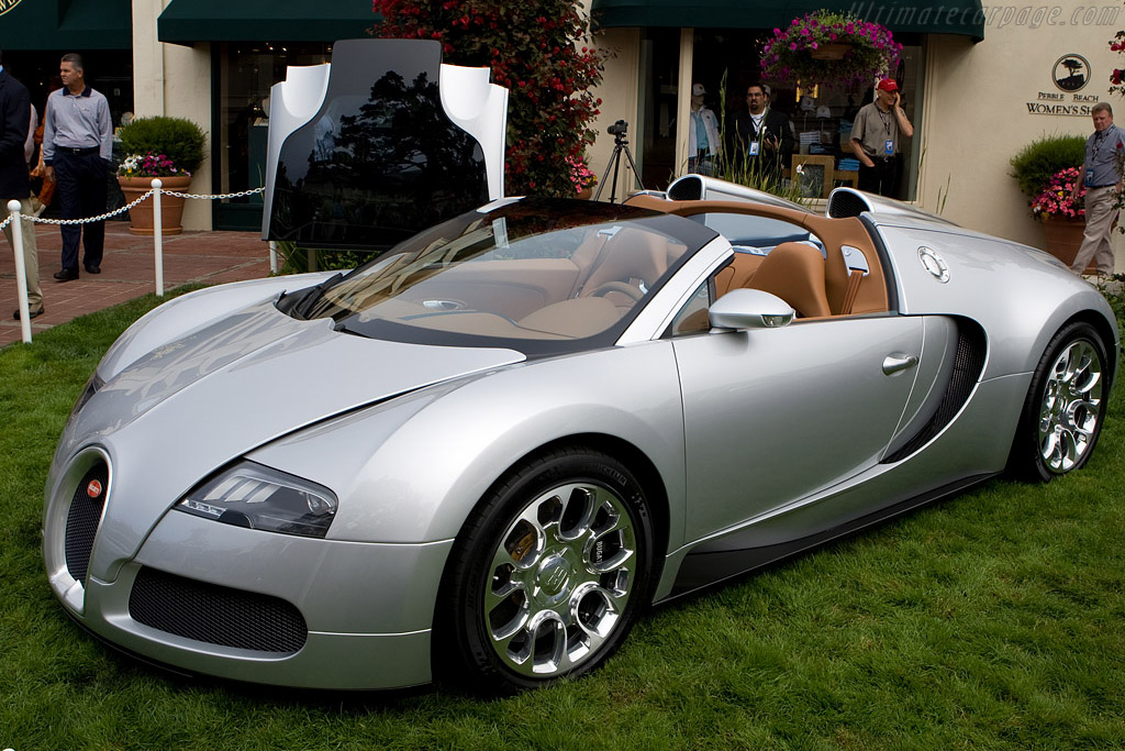Click here to open the Bugatti Veyron 16.4 Grand Sport gallery