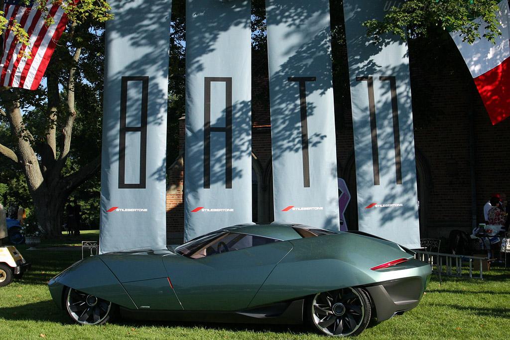 Alfa Romeo B.A.T. 11 Bertone Coupe    - 2008 Meadow Brook Concours d'Elegance
