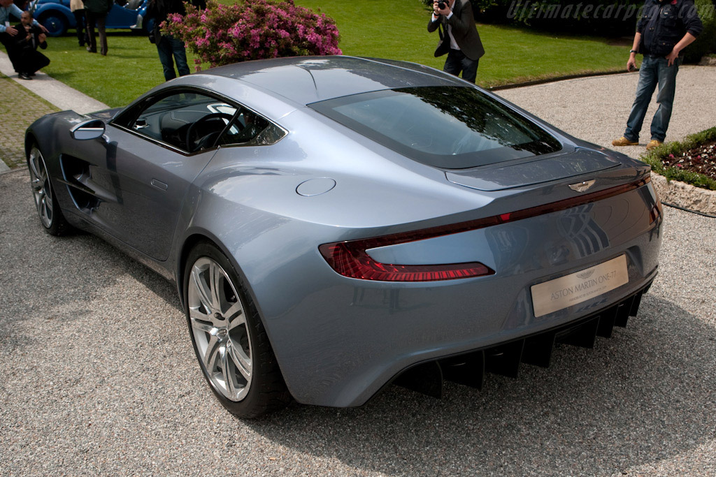 Aston Martin One 77 video Download on