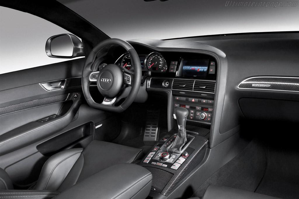 Audi RS 6 Saloon