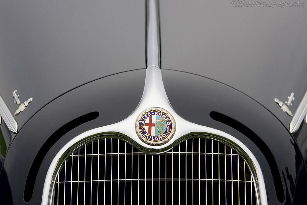 Alfa Romeo 8C 2900B Lungo Touring Berlinetta - Chassis: 412035   - 2008 Pebble Beach Concours d'Elegance